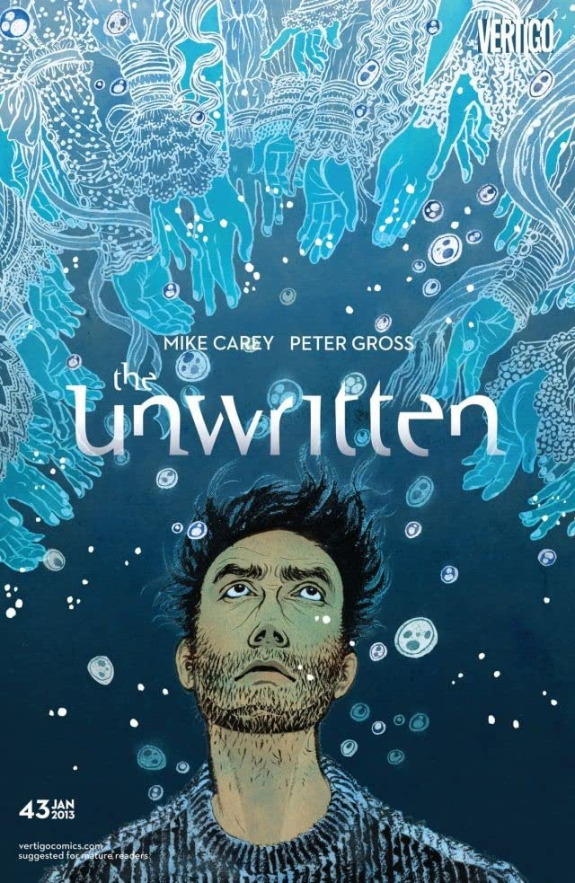 The Unwritten #43