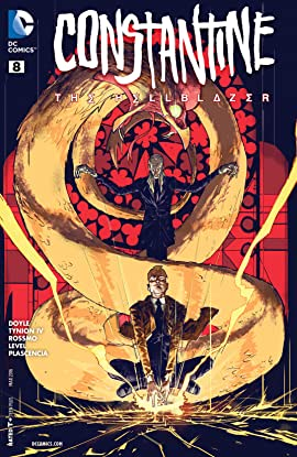 Constantine: The Hellblazer (2015-2016) #8