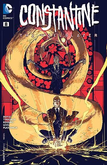 Constantine: The Hellblazer (2015-2016) #8