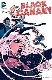 Black Canary (2015-2016) #7