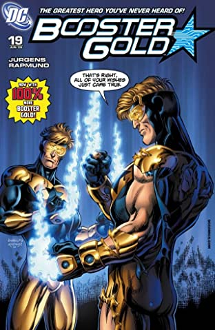Booster Gold (2007-2011) #19