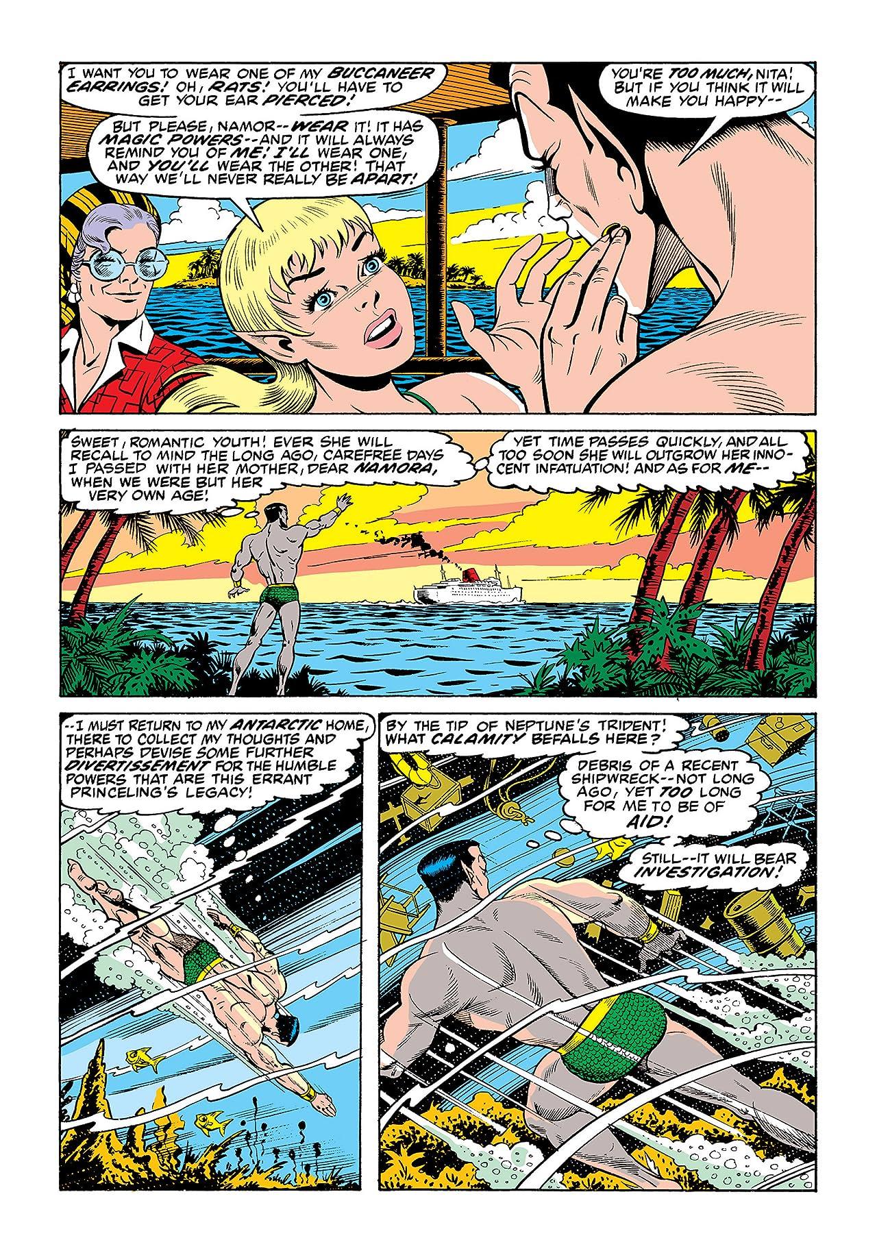 Sub-Mariner (1968-1974) #55