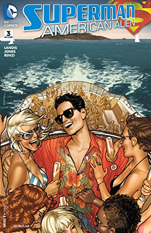 Superman: American Alien (2015-) #3