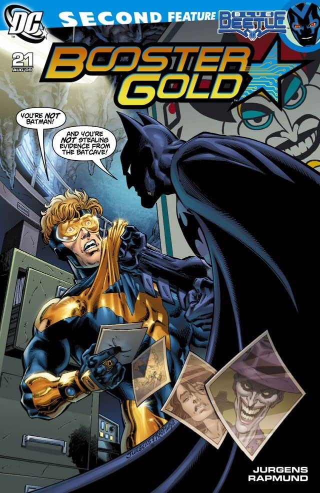 Booster Gold (2007-2011) #21