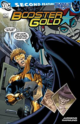 Booster Gold (2007-2011) No.21