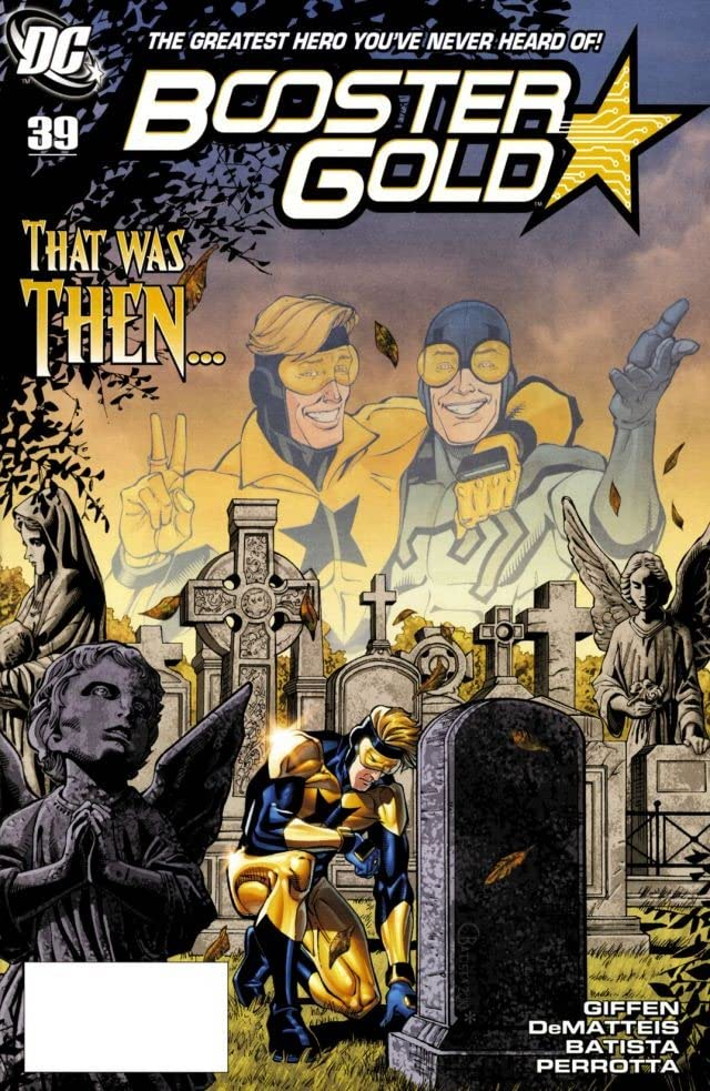 Booster Gold (2007-2011) #39