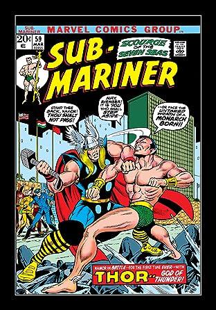 Sub-Mariner (1968-1974) #59