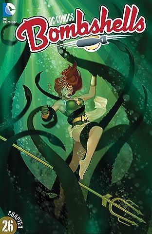 DC Comics: Bombshells (2015-) #26