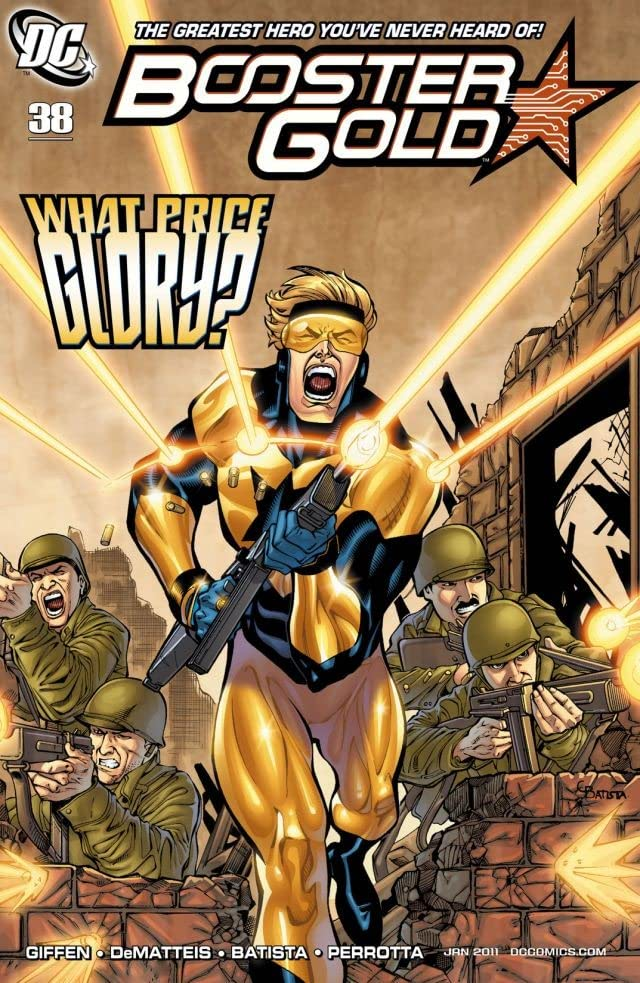 Booster Gold (2007-2011) #38
