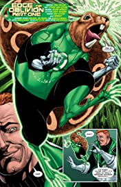 Green Lantern Corps: Edge of Oblivion (2016) #1