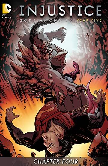 Injustice: Gods Among Us: Year Five (2015-2016) #4
