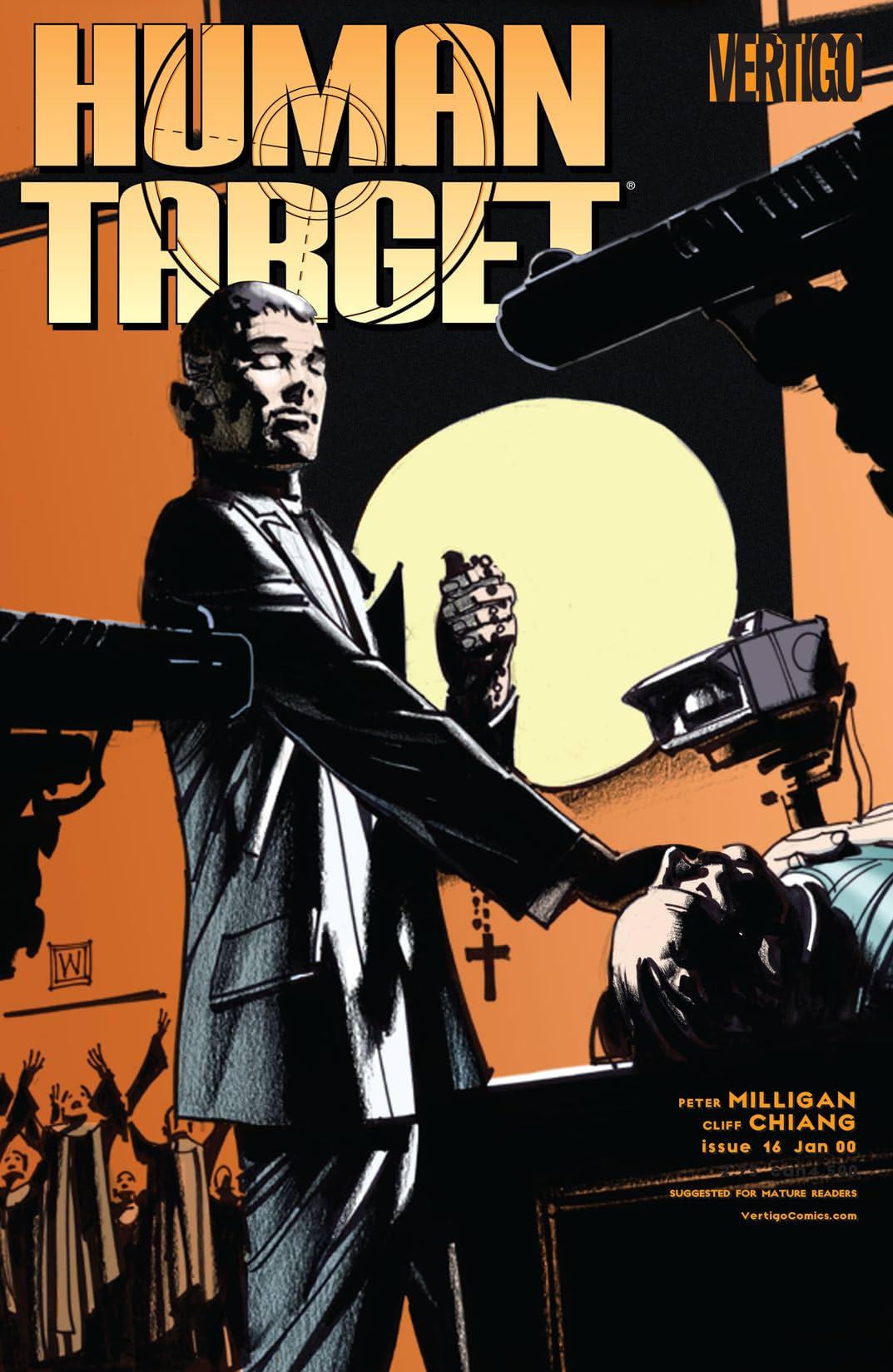 Human Target (2003-2005) #16