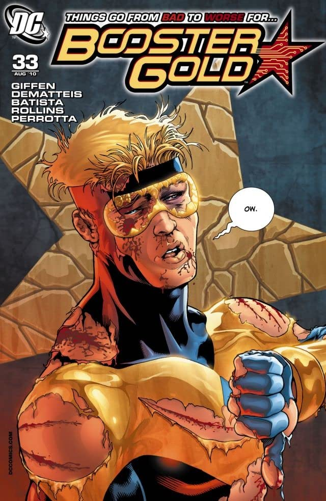 Booster Gold (2007-2011) #33