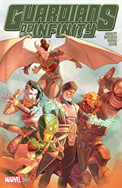 Guardians of Infinity (2015-2016) No.2