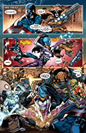 Guardians of Infinity (2015-2016) #2