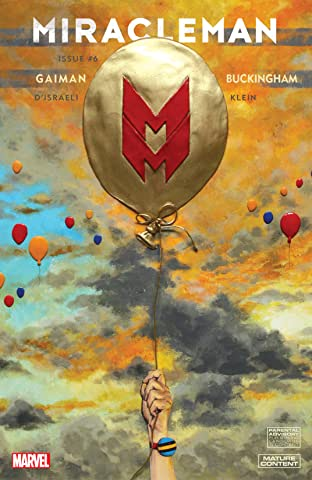 Miracleman by Gaiman & Buckingham #6