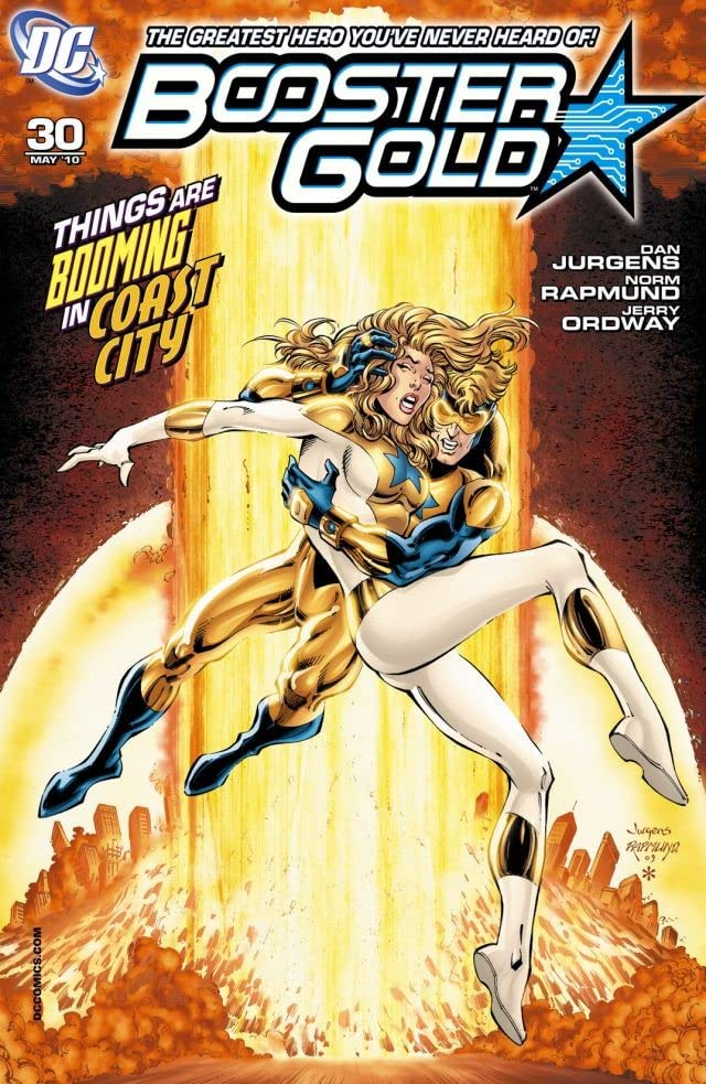 Booster Gold (2007-2011) #30