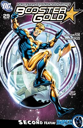 Booster Gold (2007-2011) #29