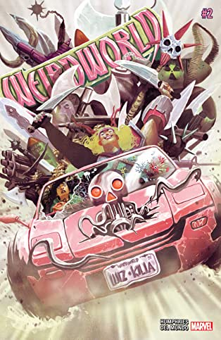 Weirdworld (2015-2016) #2
