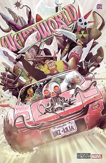 Weirdworld (2015-2016) #2