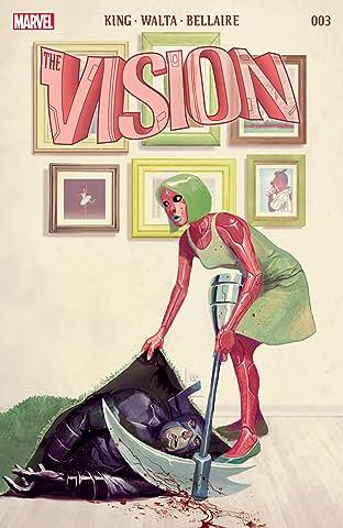 Vision (2015-2016) #3
