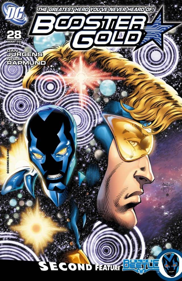 Booster Gold (2007-2011) #28