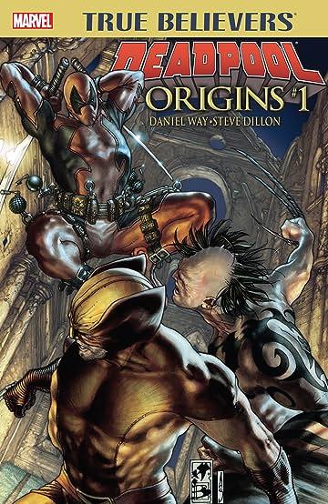 True Believers: Deadpool Origins #1