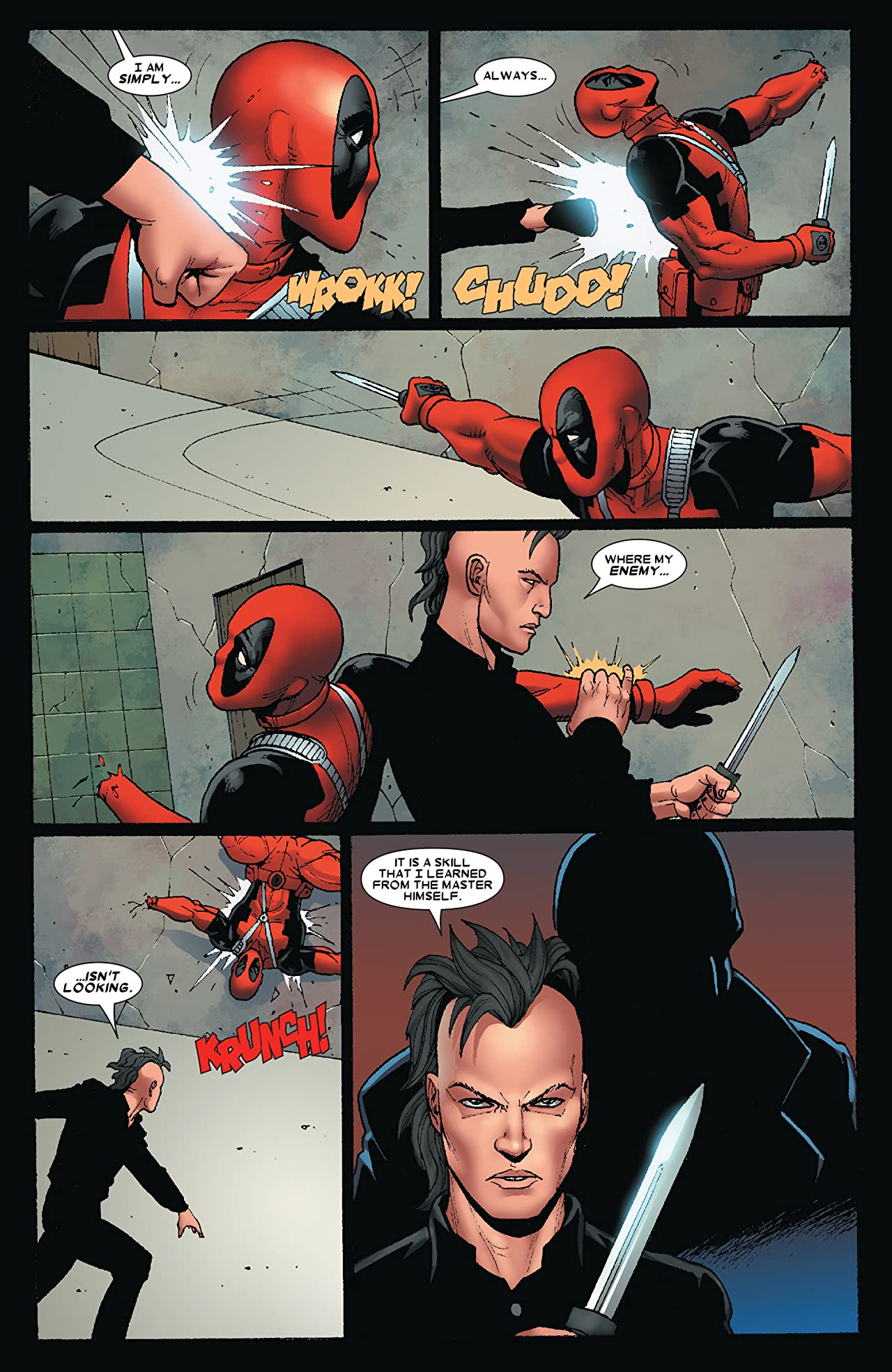 True Believers: Deadpool Origins #1