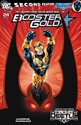 Booster Gold (2007-2011) No.24