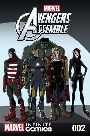 Marvel Universe Avengers Infinite Comic #2