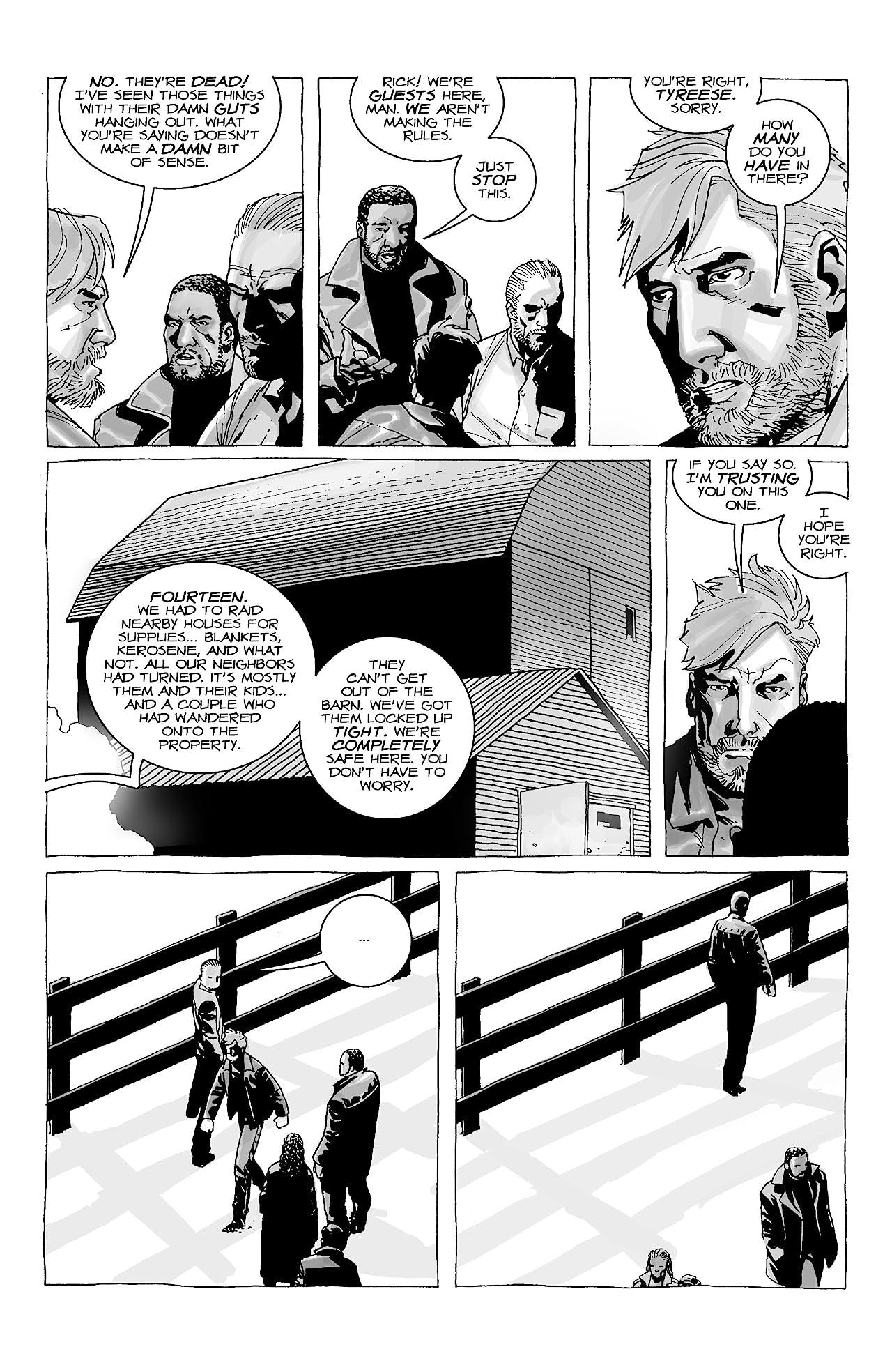 The Walking Dead #11