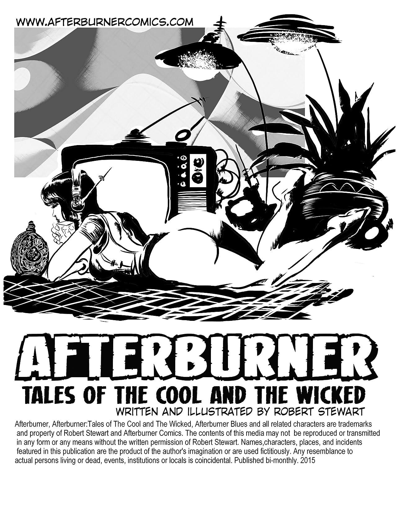 Afterburner Vol. 2: Tachyon Shuffle