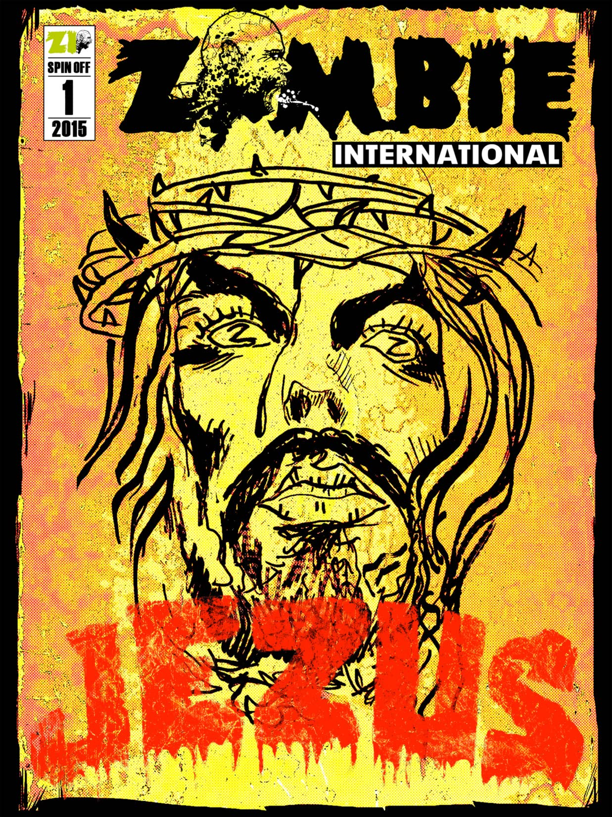 Zombie International (Spin Offs) #1
