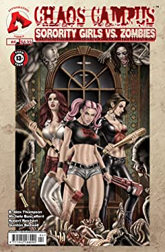 Chaos Campus: Sorority Girls vs. Zombies #4