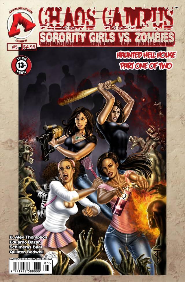 Chaos Campus: Sorority Girls vs. Zombies #5