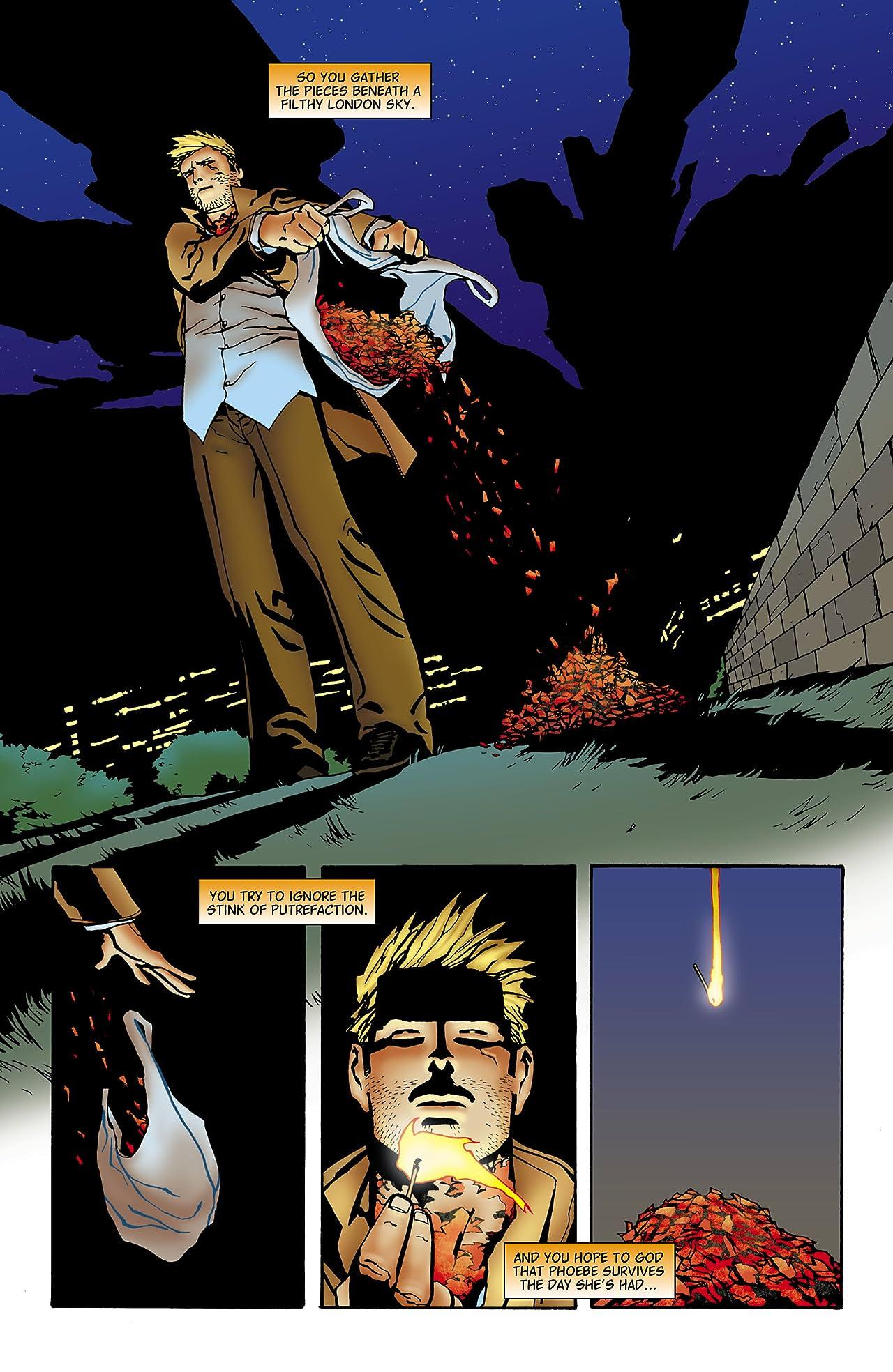 Hellblazer #252