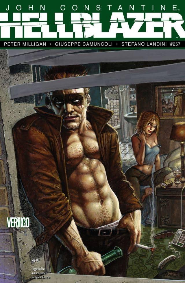 Hellblazer #257
