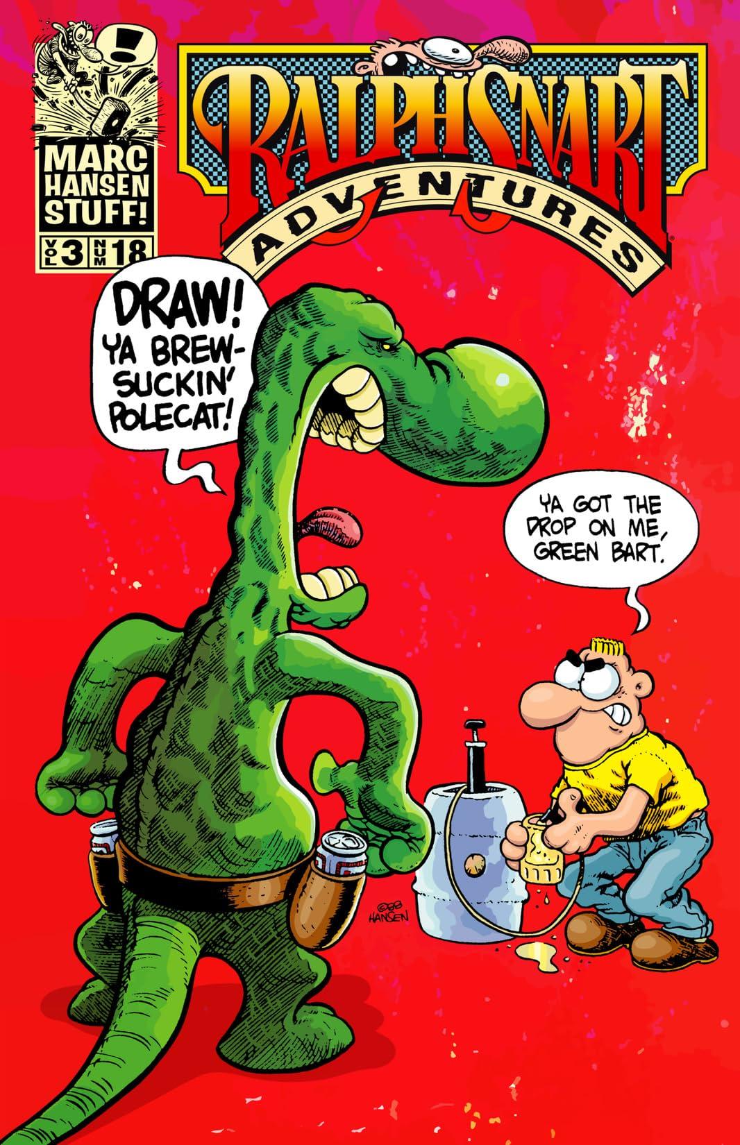 Ralph Snart Adventures #18
