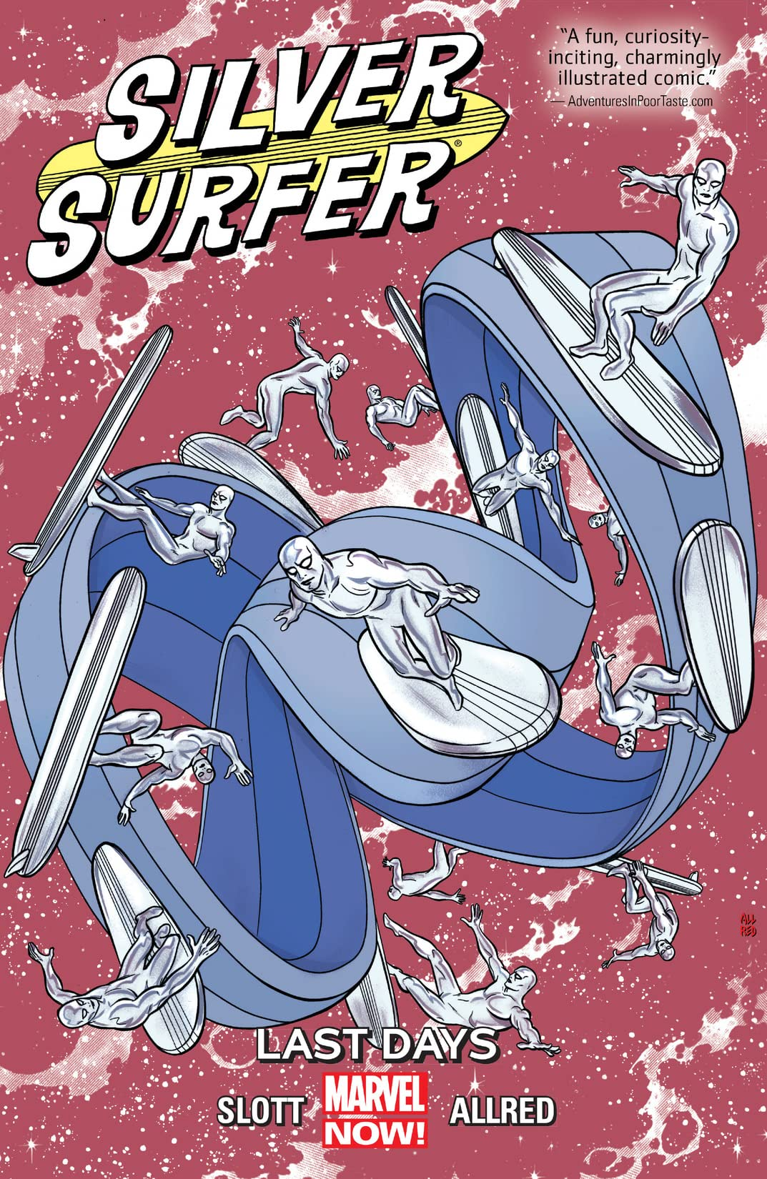 Silver Surfer Vol. 3: Last Days