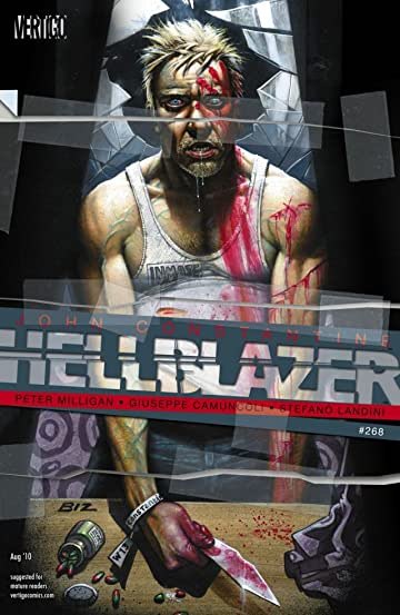 Hellblazer #268