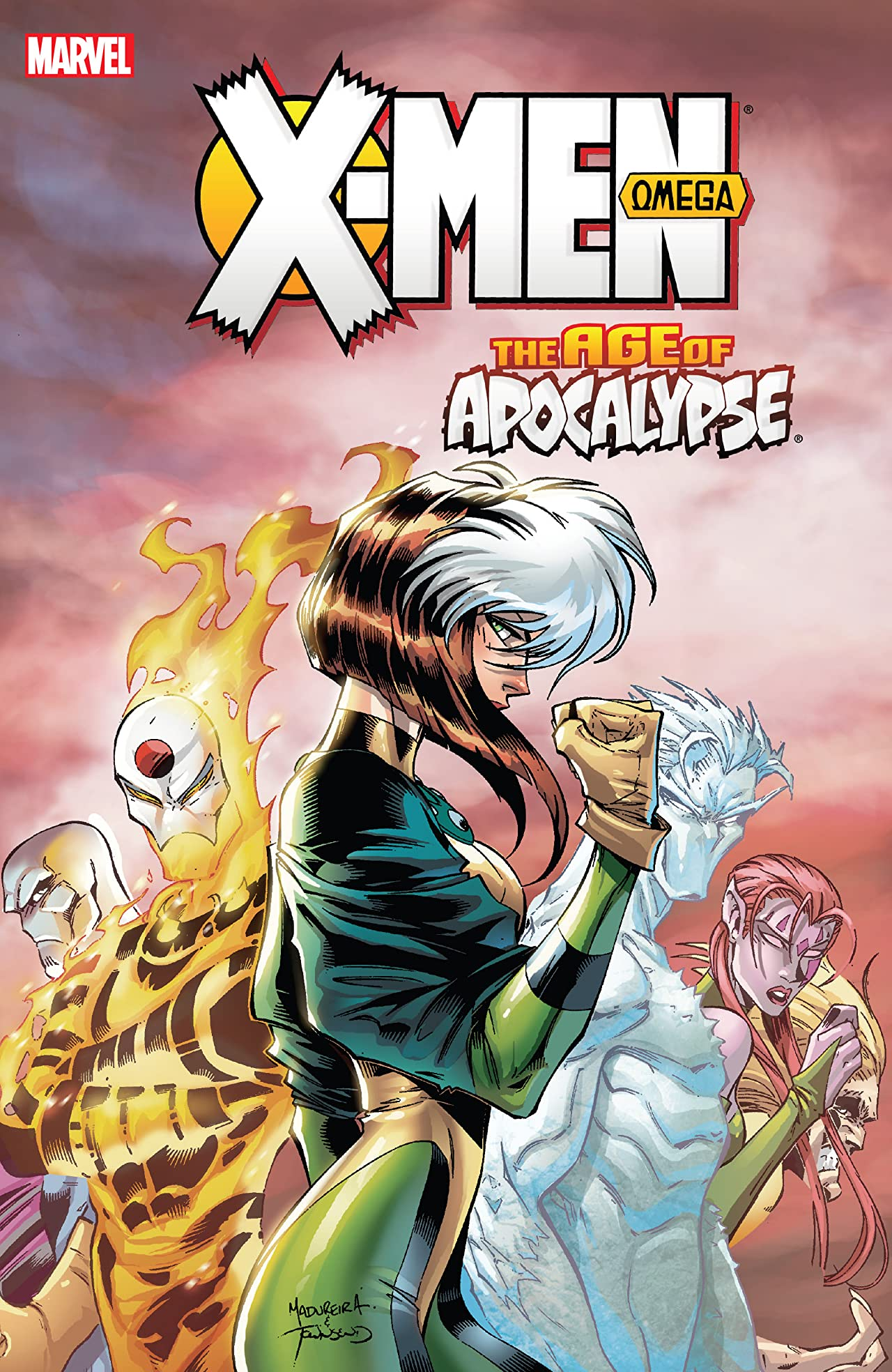 X-Men: Age of Apocalypse Tome 3: Omega