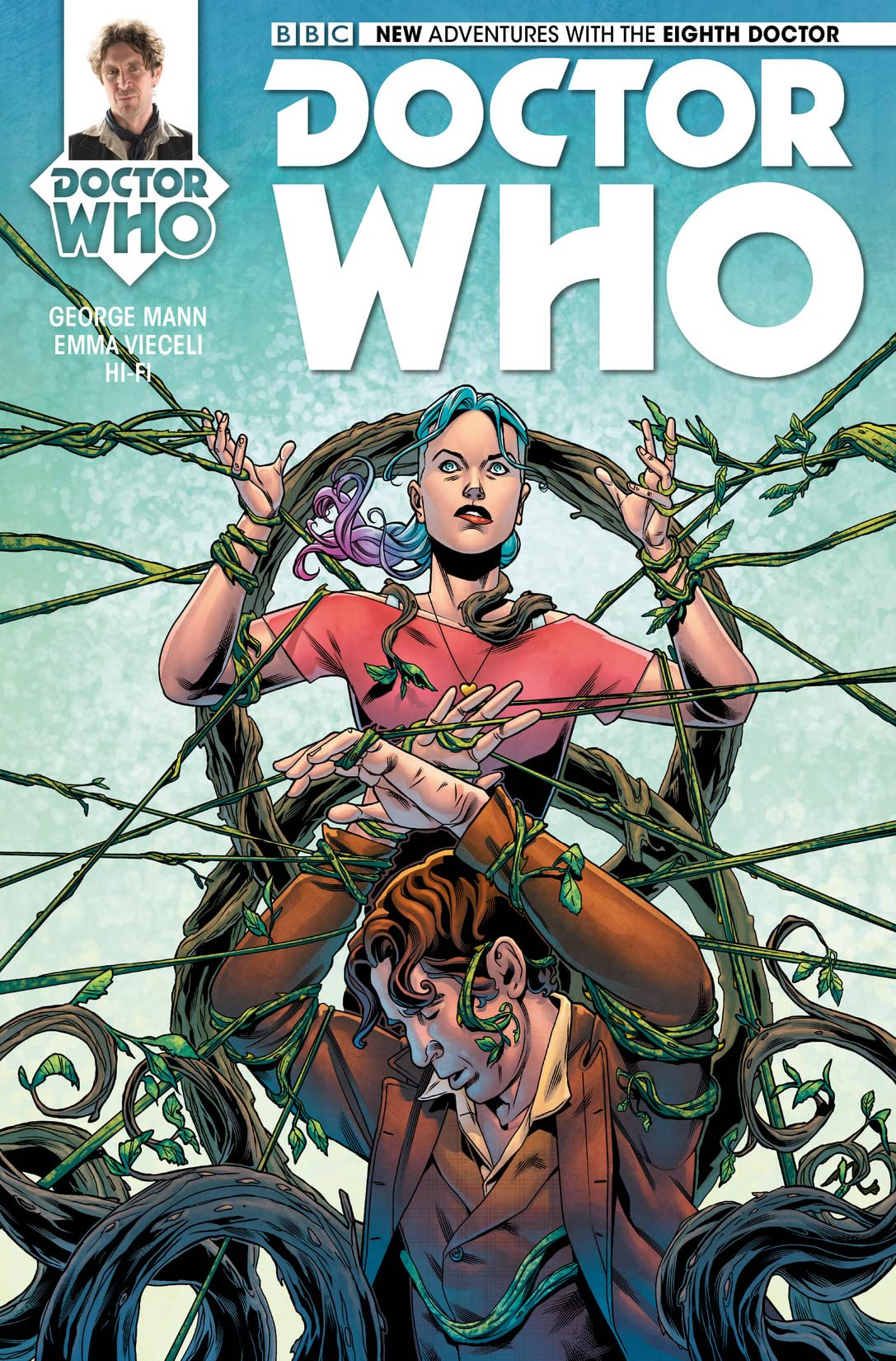 Doctor Who: The Eighth Doctor #4