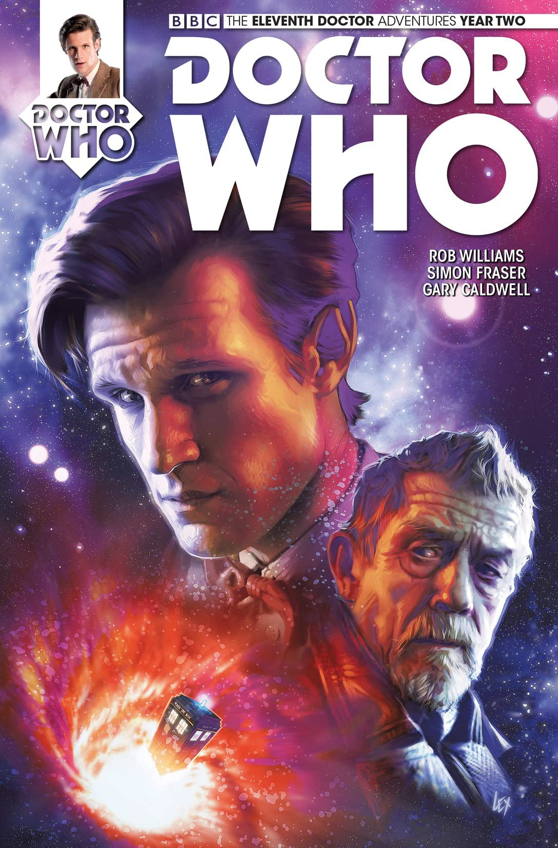 Doctor Who: The Eleventh Doctor No.2.6