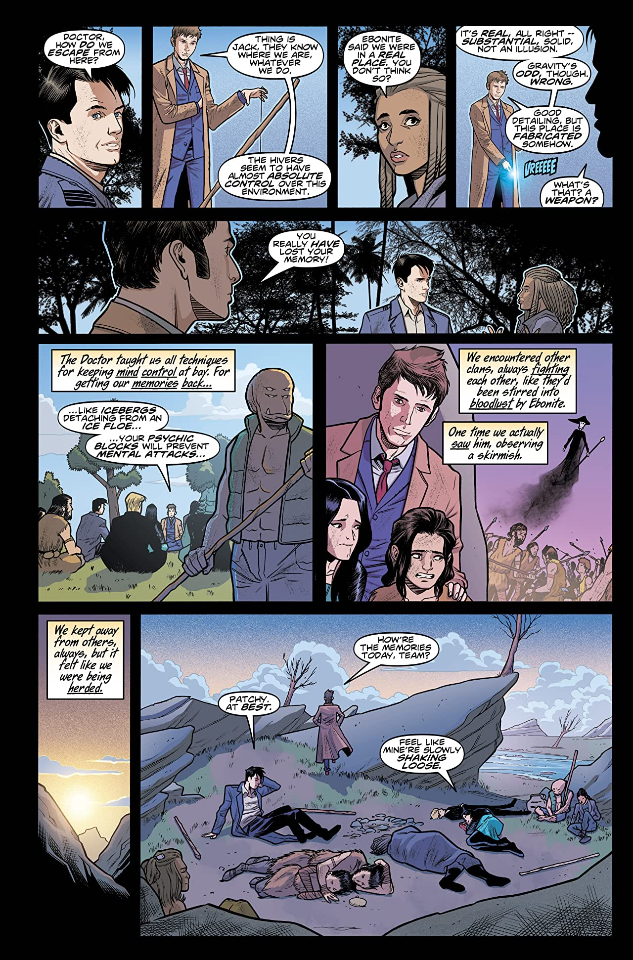 Doctor Who: The Tenth Doctor #2.7