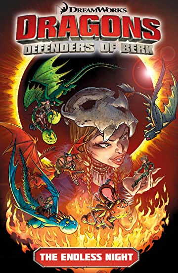 Dragons: Defenders of Berk Vol. 1: The Endless Night