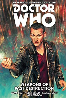 Doctor Who: The Ninth Doctor Vol. 1