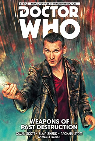 Doctor Who: The Ninth Doctor Tome 1