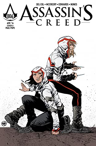 Assassin's Creed No.6