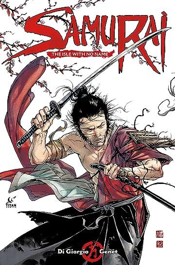 Samurai #1