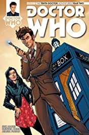 Doctor Who: The Tenth Doctor #2.8